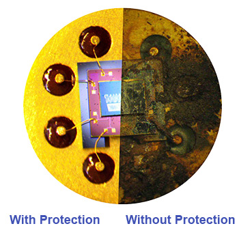 With/Without Protection
